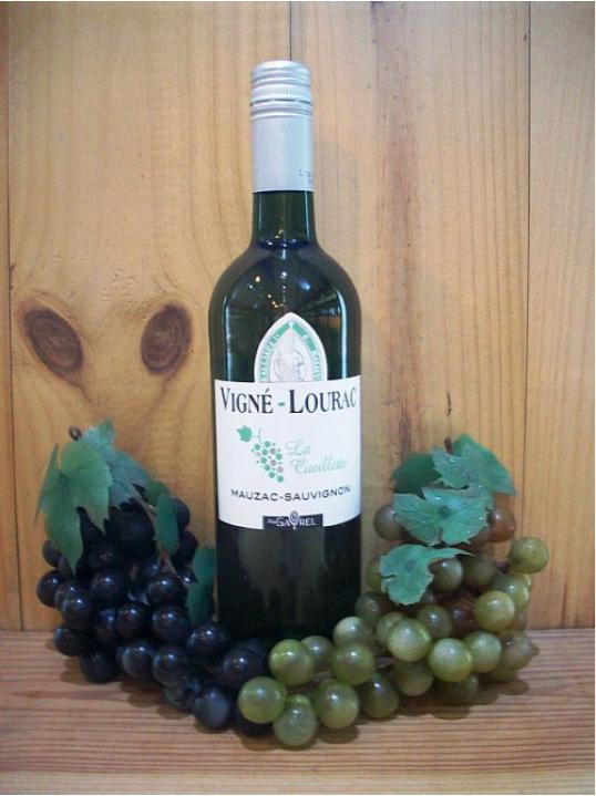 Domaine Vigne-Lourac Blanc Mauzac/Sauvignon(Gaillac/Cotes du Tarn)(South of Fran