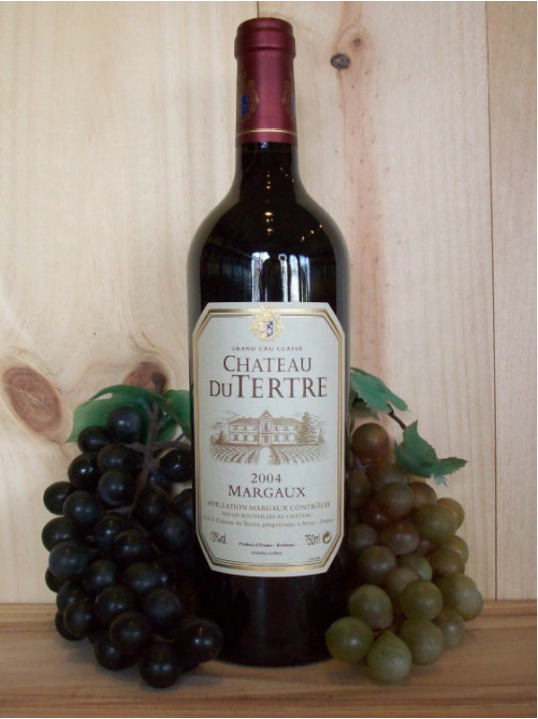 Chateau Du Tertre (5th Growth Grand Cru Classé) (Margaux) (Bordeaux) 2007