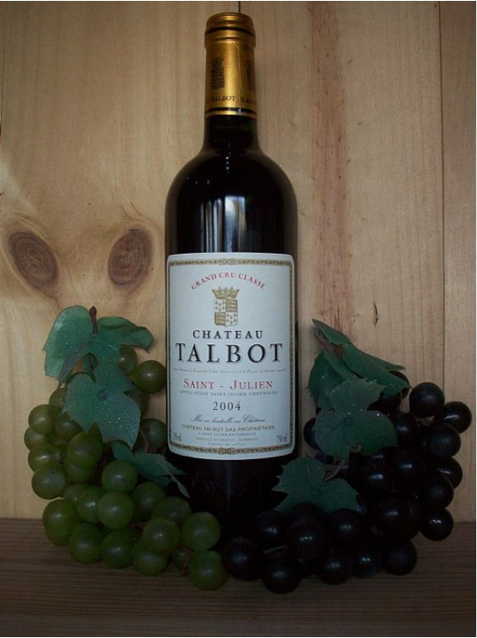 Chateau Talbot (4th Growth Grand Cru Classé) (Saint Julien) (Bordeaux) 2006