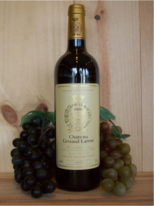 Chateau Gruaud Larose (2nd Growth Grand Cru Classé)(Saint Julien)(Bordeaux) 2005