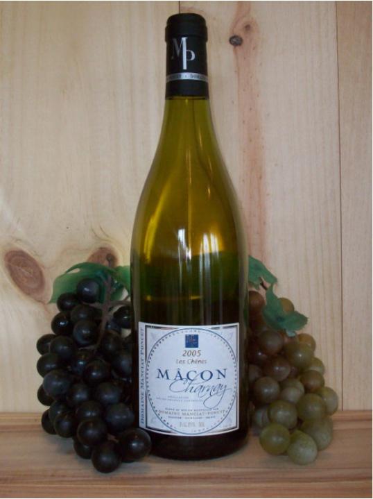 Macon Charnay Les Chenes Domaine Manciat-Poncet (Maconnais) (Burgundy) 2015/16
