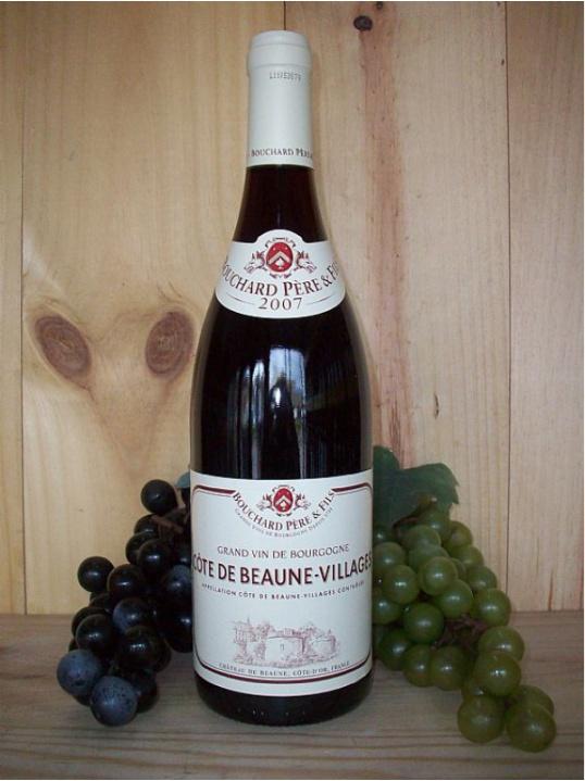 Cote De Beaune Village Domaine Bouchard (Cote de Beaune) (Burgundy) 2014/15