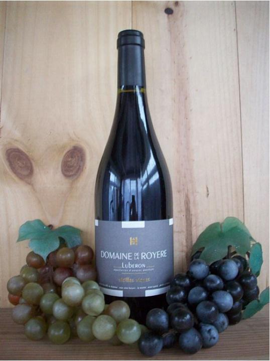 Domaine De La Royere  Vieilles Vignes (old vines) (Cotes du Luberon) (Cotes du R