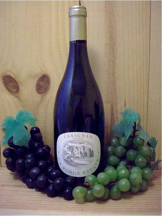 Les Domaines Paul Mas La Forge Estate Old Vines Carignan (Languedoc) (South of F