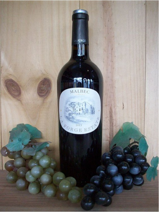 Les Domaines Paul Mas La Forge Estate Malbec unfiltered Red (Languedoc) (South o