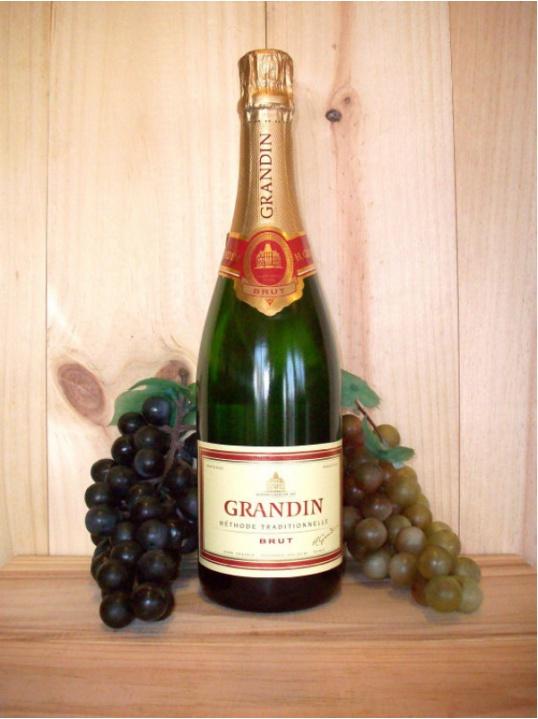 Grandin Classique Dry Sparkling (Brut) (Loire Valley - Anjou)