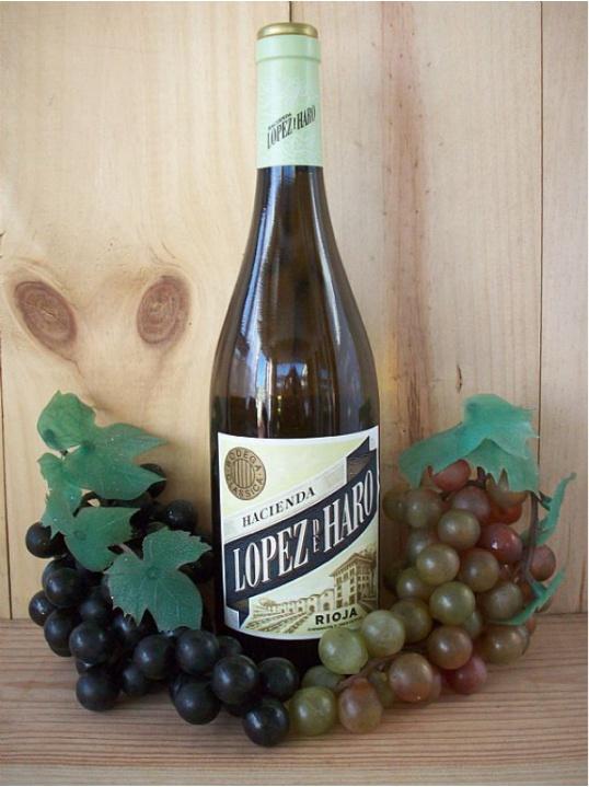 Bodegas H. Lopez de Haro (Rioja) White 2018