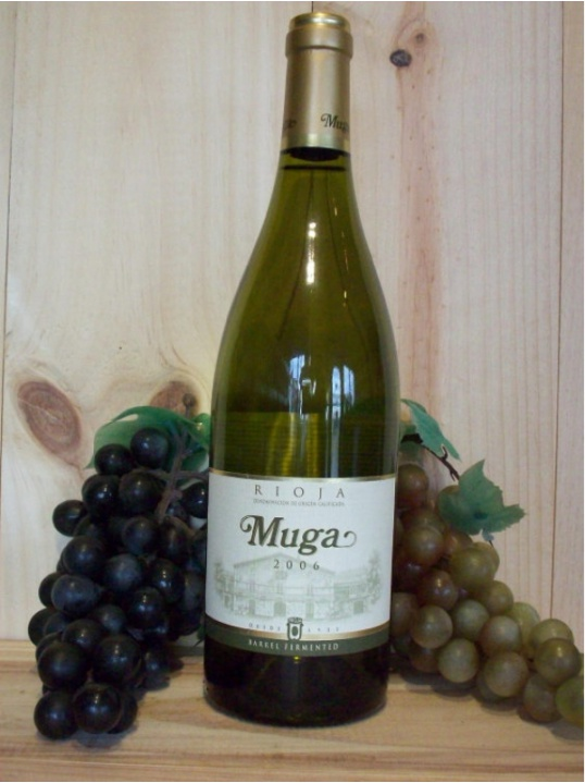 Bodegas Muga (Rioja) White 2017
