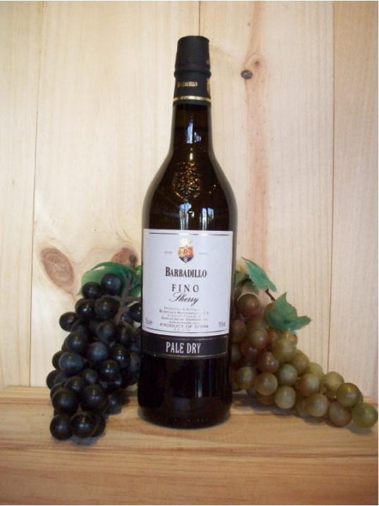 Fino Sherry (Dry)