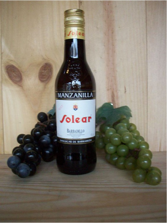 Solear Manzanilla Luxury Sherry 37.5cl