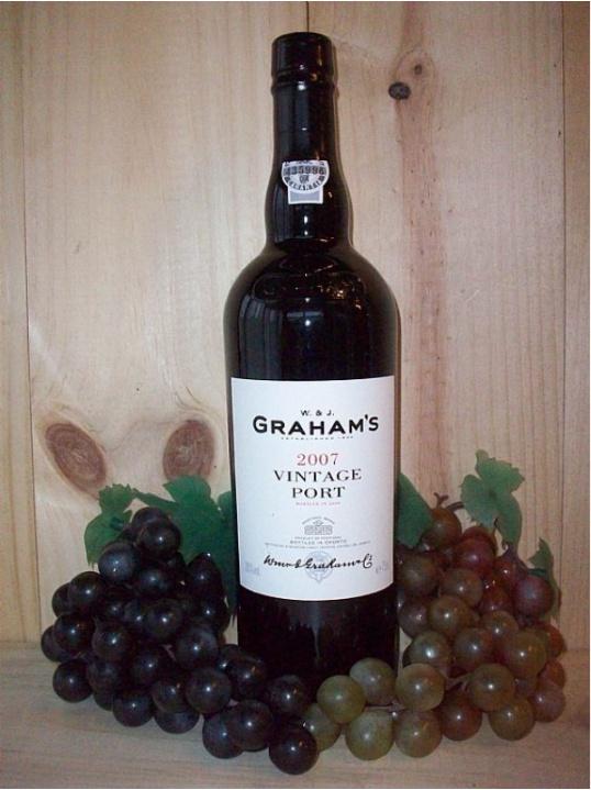 Grahams Vintage Port 2007