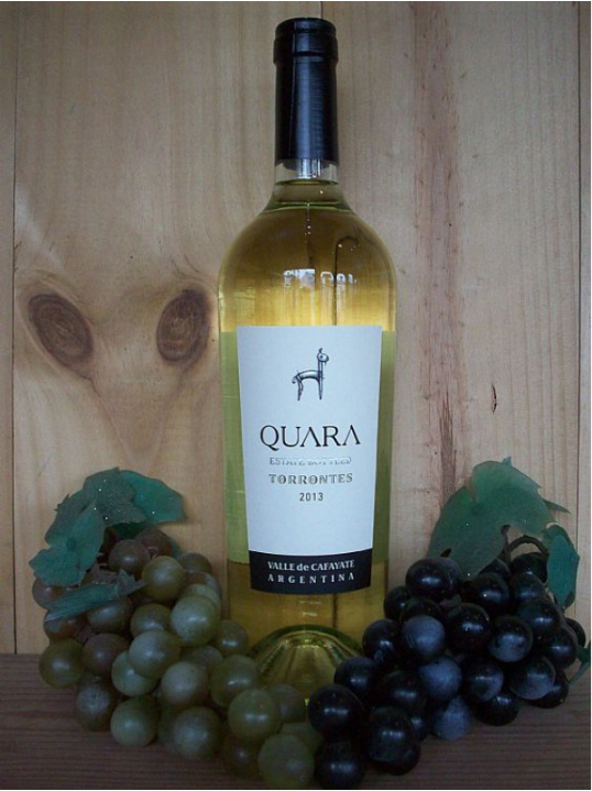 Quara Estate Bottled Torrontes White (Cafayate) 2017