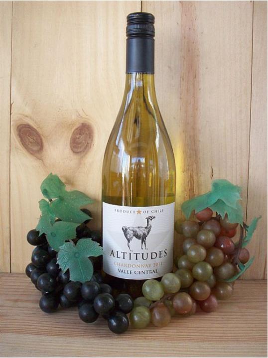 Altitudes Reserva Chardonnay  2017/18