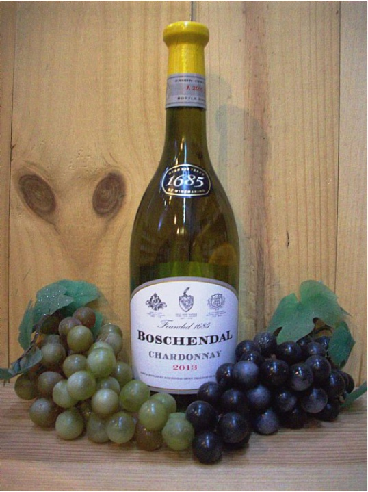 Boschendal estate Chardonnay 1685 White 2017