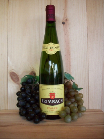 Trimbach Pinot Gris Reserve (Alsace) 2016