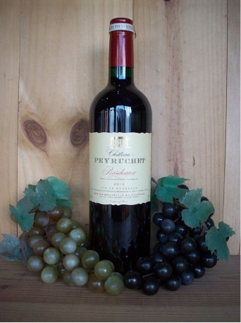 Chateau Peyruchet Red (Bordeaux) 2016