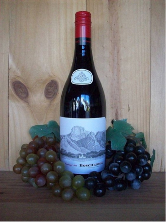 Boschendal  estate Sommelier Selection Pinotage Red 2016/17