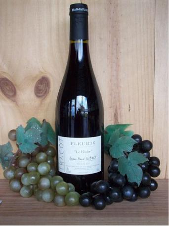 Fleurie Domaine Dubost Tracot Le Vivier (Beaujolais Cru)  2015/16