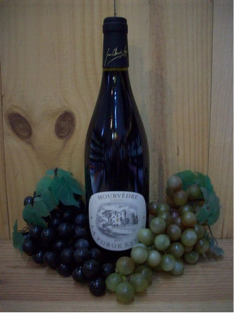 La Forge Estate Mouvedre unfiltered Red (Languedoc) (South of France) 2016/17