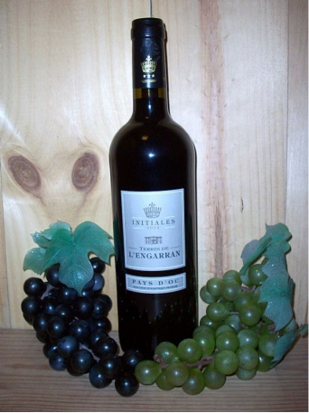 Chateau de L'Engarran Terres de Initiales (South of France) 2012/17