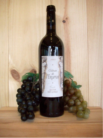 Chateau   de L'Engarron Cuvee St. Georges Red (South  of France)2009/11/13