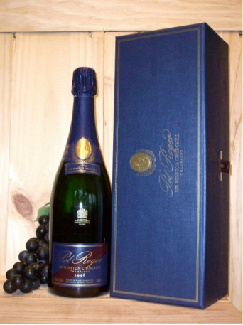 Pol Roger Sir Winston Churchill Cuvee Vintage Champagne Dry (Brut) (Gift Boxed) 2006