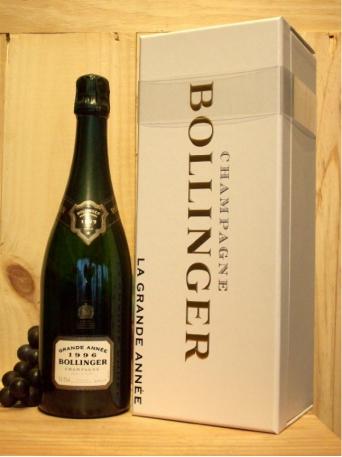 Bollinger La Grande Annee Vintage Champagne Dry (Brut) (Gift Boxed) 2012
