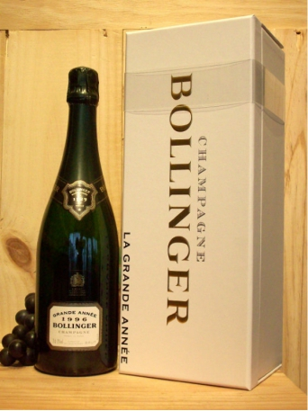 Bollinger Grande Annee Vintage Champagne Dry (Brut) (Gift Boxed) 2005/07