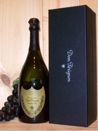 Dom Perignon Vintage Champagne Dry (Brut) (Gift Boxed) 2008