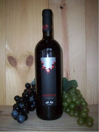 Anzenas Cannonau Di Sardegna (Sardinia) 2015/16