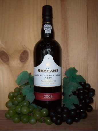 Grahams late bottled vintage Port 2014/15