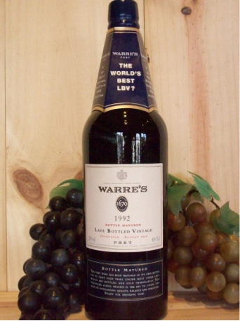 Warre's Late Bottled Vintage Port (Traditional Bottled Matured) 2004