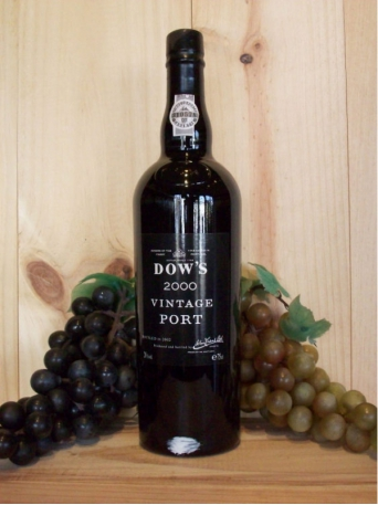Dows Vintage Port 2000