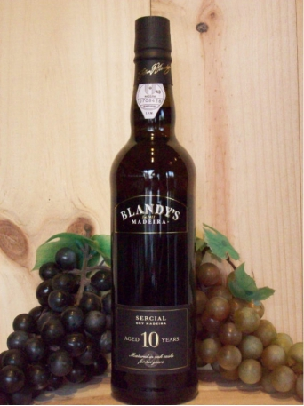 10 Year Old Sercial dry 50 cl (Madeira)