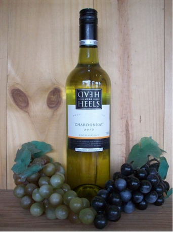 Head Over Heels Chardonnay Dry White (Berton Vineyard) (Barossa Valley) 2017