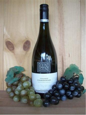 Foundstone Unoaked Chardonnay White (Berton Vineyard) (Barossa Valley) 2017/18