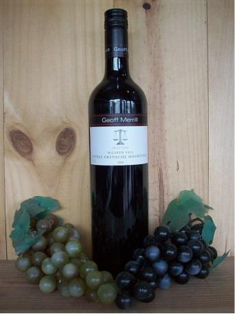 Bush Vine SGM Red (Geoff Merrill) (McClaren Vale) 2009/11/13