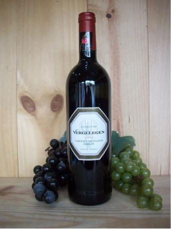 Vergelegen Premium Cabernet Sauvignon Merlot Red 2012/13