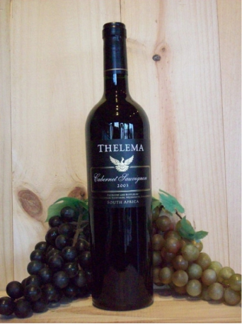 Thelema Mountain Estate Cabernet Sauvignon Red 2017